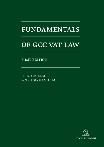 Link to an enlarged image of Fundamentals of GCC VAT law - First edition