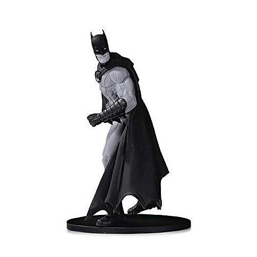 """Batman Black and White 3.75/"""" PVC Mini Figure Series 2 Eduardo Risso sculpt"""