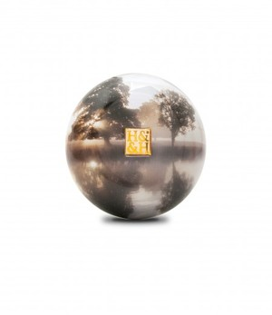 Link to an enlarged 2nd image of 110g Small Jar Candle: Dawn Mist