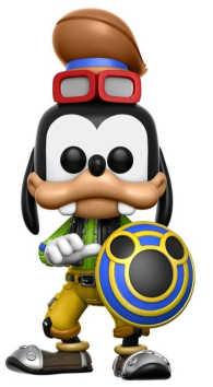 Link to an enlarged image of Kingdom Hearts: Goofy POP Vinyl Figure