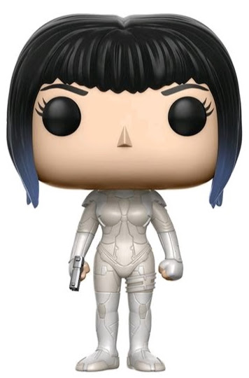 Link to an enlarged image of GHOST IN SHELL MAJOR POP VINYL FIGURE