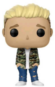 Link to an enlarged image of Justin Bieber Pop!