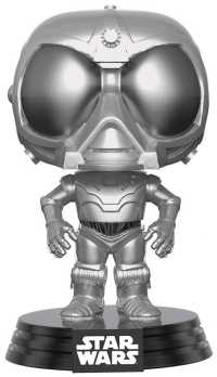 Link to an enlarged image of Star Wars: Rogue 1 - Death Star Droid CH Pop! NY17 RS4