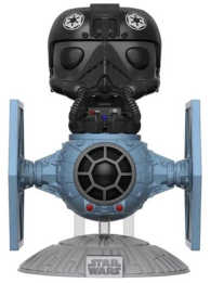 image of Star Wars - TIE Fighter Pilot in TIE Pop! Dlx