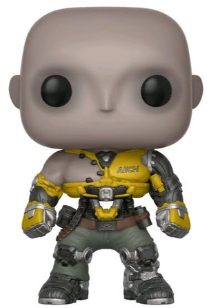 Link to an enlarged image of Ready Player One - Aech Pop!