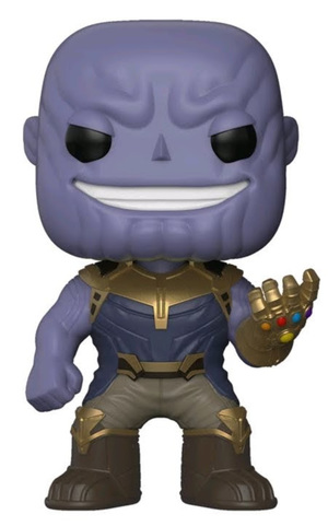Link to an enlarged image of Avengers Infinity War- THANOS Pop!