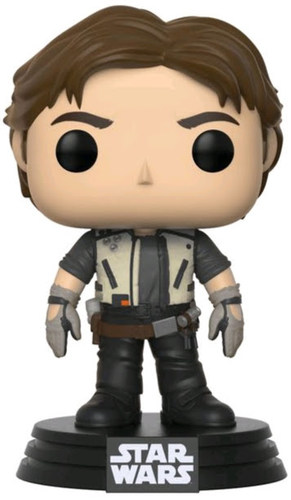 Link to an enlarged image of Star Wars: Solo - Han Solo #1 Pop! RS