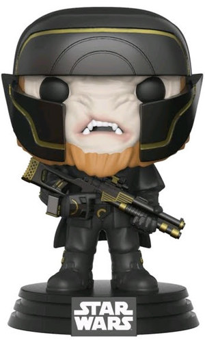 Link to an enlarged image of Star Wars: Solo - Dryden Gangster Pop! RS