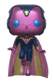 Link to an enlarged image of Avengers 3 - Vision Pop! !E RS