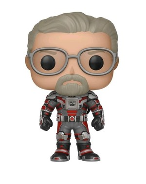 Link to an enlarged image of Ant-Man 2 - Hank Pym UM Pop! RS