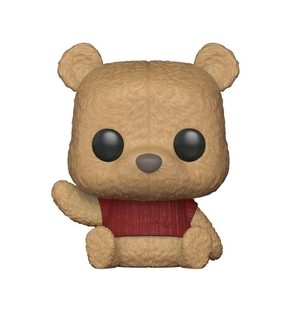 Link to an enlarged image of Christopher Robin - Winnie the Pooh Pop!