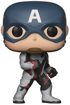 Link to an enlarged image of POP Marvel: Avengers Endgame - Captain America (TS)