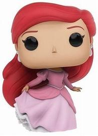 Link to an enlarged image of Belle of the Ball - Ariel [Pop! Vinyl Figure / FUN11219]