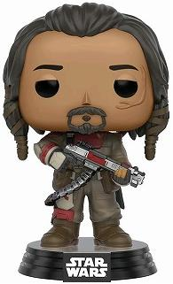 Link to an enlarged image of Star Wars: Rogue One - Baze Malbus [Pop! Vinyl Figure / FUN10456]