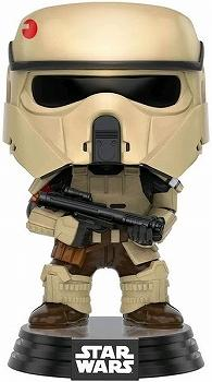 Link to an enlarged image of Star Wars: Rogue One - Scarif Stormtrooper [Pop! Vinyl Figure / FUN10460]