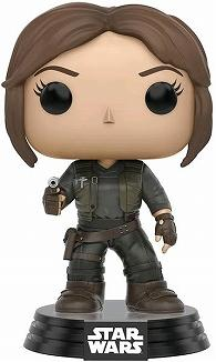 Link to an enlarged image of Star Wars: Rogue 1 - Jyn Erso Pop!