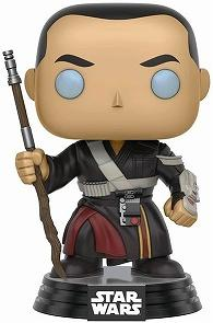 Link to an enlarged image of Star Wars: Rogue 1 - Chirrut Imwe Pop!
