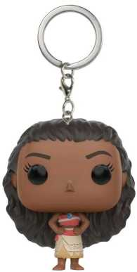Link to an enlarged image of Moana - Moana Pop! Keychain