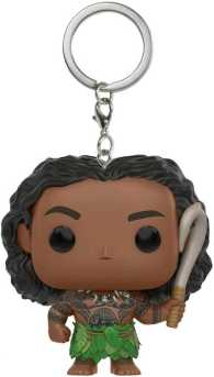 Link to an enlarged image of Moana - Maui Pop! Keychain