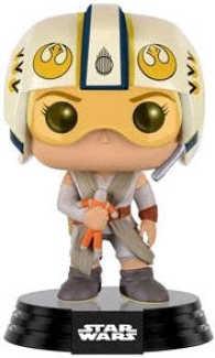 Link to an enlarged image of Star Wars Episode 7 - Rey with X-Wing Helmet [Pop! Vinyl Figure / FUN9622]