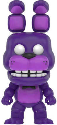 Link to an enlarged image of Five Nights at Freddy's - Shadow Bonnie [Pop! Vinyl Figure / FUN11342]