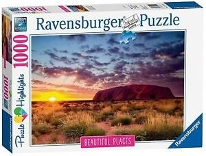 Link to an enlarged image of Ravensburger Ayers Rock