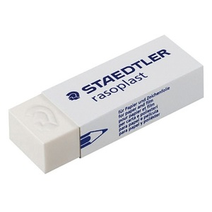 Link to an enlarged image of ST-526-B20AJ  Raso Plast Eraser