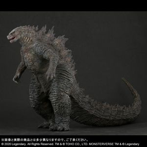 TOHO Large Monster Series Godzilla 2019 Regular Version Figure
