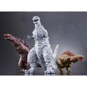 Movie Monster Series Godzilla 2016 Figure 3 Forms Set
