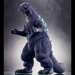 Movie Monster Series Godzilla 1954 Retro Blue Godzilla Store Limited Ver.