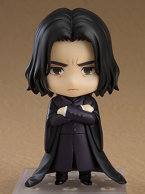 Link to an enlarged image of Nendoroid No. 1187 Severus Snape - Harry Potter