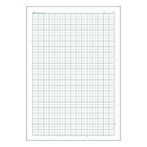 Link to an enlarged 2nd image of アピカ スクールライン 10ミリ方眼 セミB5  / Apica Notebook SchoolLine Grid