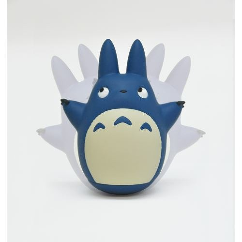 Link to an enlarged 4th image of Roly-poly toy: My Neighbor Totoro (となりのトトロ) - みんなでゆらゆら ~おきあがりこぼし~ | YR-01