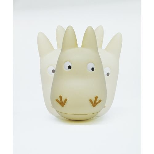 Link to an enlarged 5th image of Roly-poly toy: My Neighbor Totoro (となりのトトロ) - みんなでゆらゆら ~おきあがりこぼし~ | YR-01