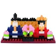 Hina Doll NanoBlock 4972825148952