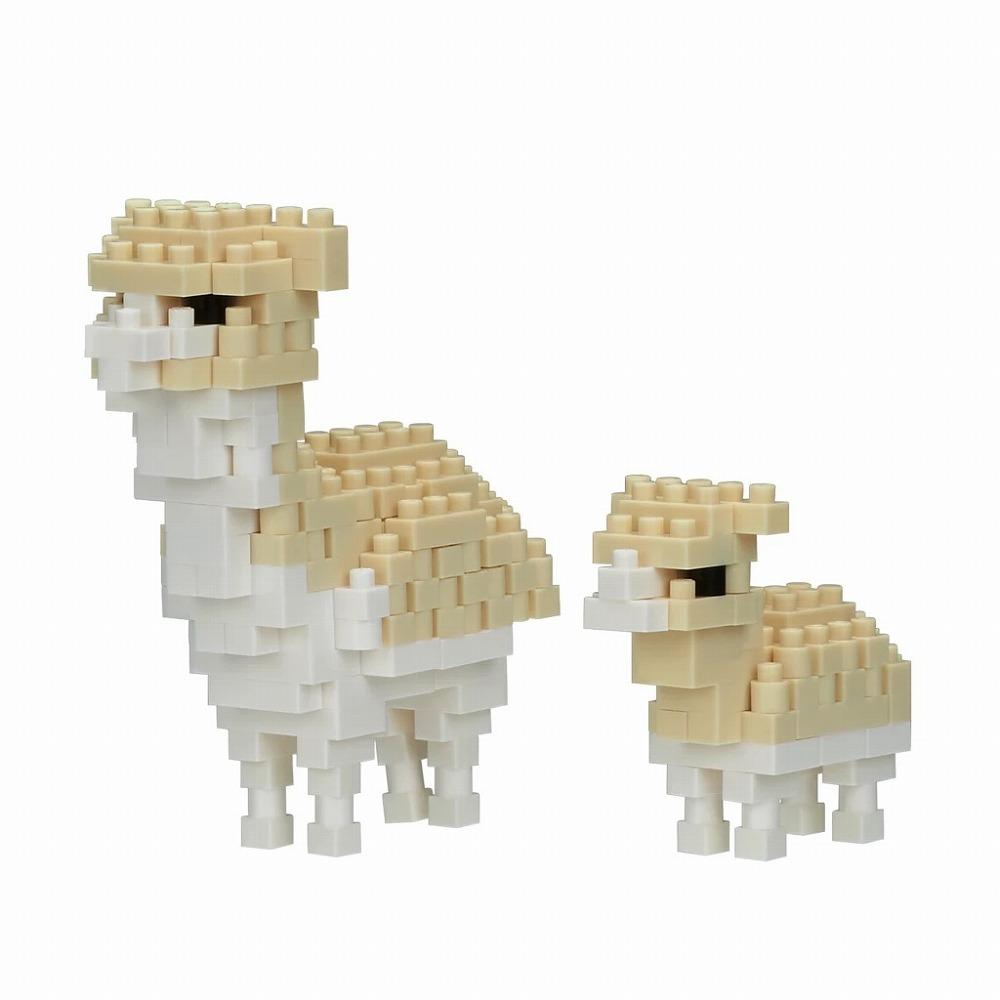 Alpaca and Baby 4972825215937