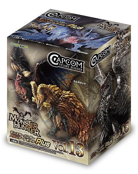 Books Kinokuniya: Monster Hunter: World Capcom Figure Bulder