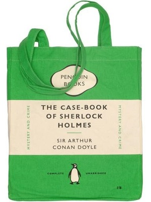 The Casebook of Sherlock Holmes Book Bag... by Doyle, Arthur Conan