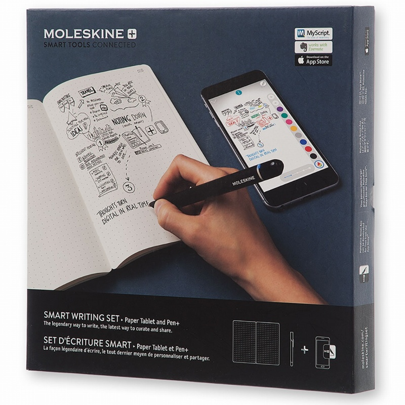 Books Kinokuniya Moleskine Smart Writing Set Moleskine 8055002851152