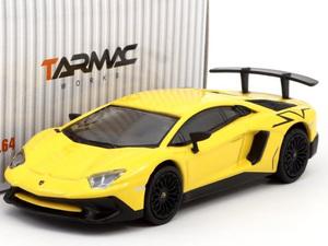 Books Kinokuniya T64g 002 Go Tarmac 1 64 Lamborghini Aventador Sv