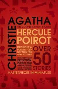 Link to an enlarged image of Hercule Poirot: the Complete Short Stories