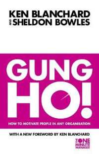 Link to an enlarged image of Gung Ho! (The One Minute Manager) -- Paperback / softback (New ed)
