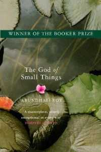 Link to an enlarged image of The God of Small Things: Winner of the Booker Prize