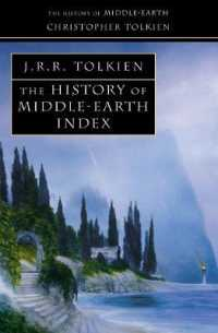 Link to an enlarged image of Index (The History of Middle-earth) -- Paperback / softback <Book 13>