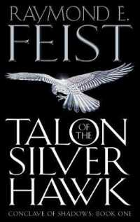 Link to an enlarged image of Talon of the Silver Hawk (Conclave of Shadows, Book 1) (Conclave of Shadows) <1>