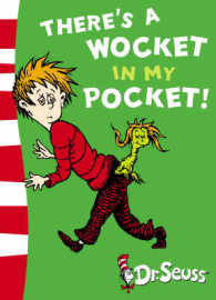 Link to an enlarged image of There's a Wocket in my Pocket : Blue Back Book (Dr. Seuss - Blue Back Book) -- Paperback (Rebranded)
