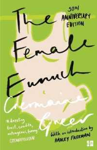 Link to an enlarged image of The Female Eunuch (Harper Perennial Modern Classics) (Harper Perennial Modern Classics)