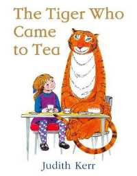 Link to an enlarged image of Tiger Who Came to Tea -- Mixed media product (Unabridged)