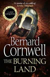 Link to an enlarged image of The Burning Land (The Last Kingdom Series, Book 5) (The Last Kingdom Series) <Book 5>