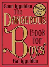 Link to an enlarged image of The Dangerous Book for Boys
